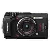 Компактный фотоаппарат Olympus Stylus Tough TG-5 Black