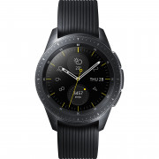 Смарт-часы Samsung Galaxy Watch 42mm LTE Midnight Black