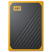 SSD накопитель WD My Passport Go 1 TB Yellow