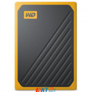 SSD накопитель WD My Passport Go 500 GB Yellow