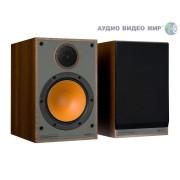 Фронтальные акустические колонки Monitor Audio Monitor 100 Walnut Vinyl