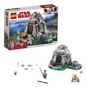 Пластиковый конструктор LEGO Star Wars Тренировки на островах Эч-То